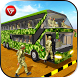 Army Bus Driver US Soldier Transport Duty 2017 by Game Town Studio