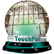 Fireplace TouchPal Theme by Player Themes