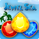 Jewels Sea - Match 3 Puzzle by Derm Tnout Studio