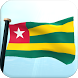 Togo Flag 3D Free Wallpaper by I Like My Country - Flag
