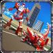 Robot Crocodile Attack 2018 by TapSim Game Studio