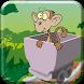 Ben Banana Kong Running by Big Runner Adventure Game