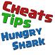 Cheats Tips Hungry Shark World by cheatsbayQ