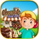Chocolate Candy Sweet Shop by Games Frenzy
