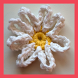 Crochet flower pattern by MaksimDeveloper