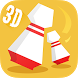 Mini Bowling 3D by GOLD APPS