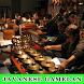 Javanese Gamelan Instruments by bogordev
