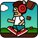Run & jump game by Caiman Apps
