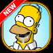 Homer Wallpaper by Choco Banana