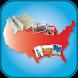 50 States by Socratica, LLC