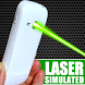 Laser Pointer Simulated by virgiplaying