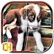Cute Puppies Tiles Puzzle by CHPUZZ