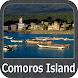 Comoros Island Gps Map Navigator