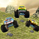 3D Monster Jeep Truck Driving - Offroad Challenge