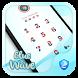 AppLock Blue Wave Theme by AURA APP