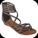 Flat Sandals by Tukomi