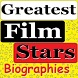 Greatest Film Stars Biographies in English by Mahendra Seera