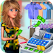High School Uniform Store Cashier by Appricot Studio - 2D Games