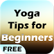 Yoga Tips for Beginners by Danny Preymak