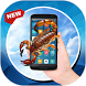 Scorpion In Screen Phone Prank by AppStudio Inc