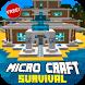 Micro Craft Survival 3D Build & Craft