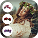 Flower Crown Photo Editor by Simon Ware