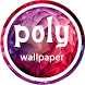 poly wallpaper by QHD WALLPAPERS