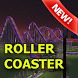 Roller coaster MCPE map by Sparkle studio
