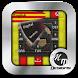 Football Barcelona GO Keyboard by MM Designs