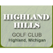 Highland Hills Golf Course by InfoTree Development Team