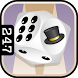 New Years Backgammon by 24/7 Games llc