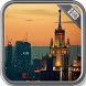 Moscow Wallpaper by PhoenixWallpapers
