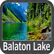 Balaton Lake Gps Map Navigator by FLYTOMAP INC