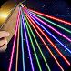 Laser 100 Beams Flash Prank