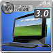 TSF Shell Launcher Theme PC by Theme Works