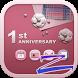 Anniversary- ZERO Launcher by m15