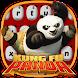 Kung Fu Panda Dumpling Keyboard by Cheetah Keyboard Theme
