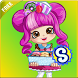 Super shopkins adventure girl by AndX