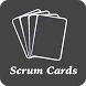 Scrum Poker Cards by Tekchup