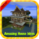 Amazing of Minecraft House by WhiteSky Dev