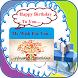 Digital Birthday Card by Md. Abdur Rouf Bhuiyan