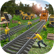 Real Railway Track Construction Simulator 2017 by Crazy Touch Game Studio