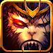 King of war-Fantasy Journey by molihong