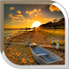 Beach Sunset Live Wallpaper by POP TOOLS