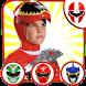 Rangers Face Morpher by Sturnham Apps