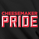 Cheesemaker Pride by SuperFanU, Inc