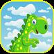 aventure du petit dinosaure by khadija ouafadi