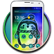 Touch Rainbow Launcher by Cool Launcher Theme