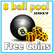 Coins for 8 Ball Pool : Tips by FreeAppsZone
