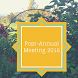 Post Annual Meeting 2016 by cadmiumCD